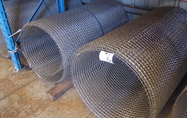 Woven Mesh Stock Perth Warehouse