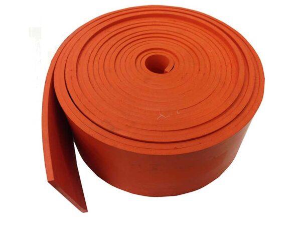 Rubber Conveyor Orange Skirting