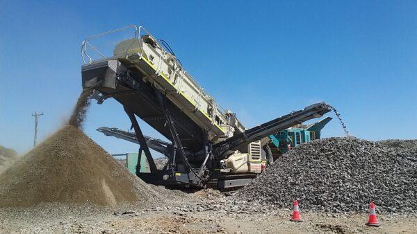 Mining Screens