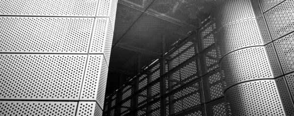 Inter-Screen mesh
